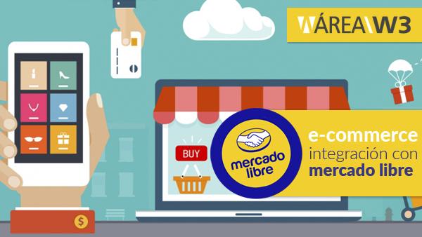 Integrar tu tienda online vía la api de Mercado Libre