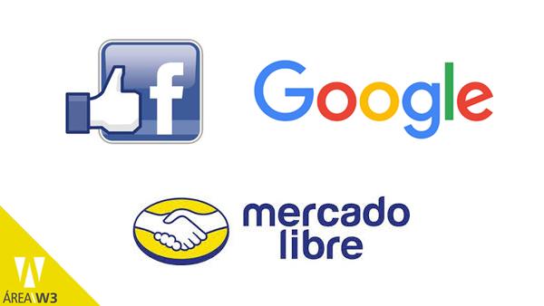 Facebook, Google y Mercado Libre: herramientas para comercializar servicios y productos online